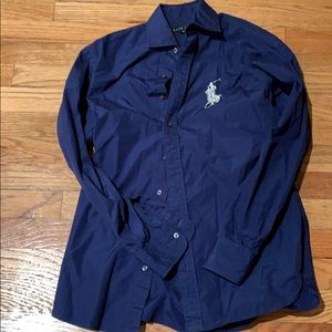 Women's Ralph Lauren Size 6 Shirt